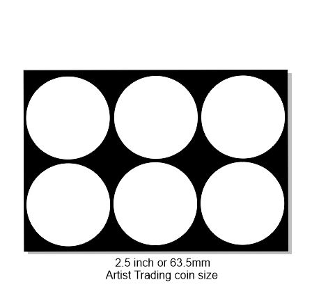 ATC COIN blanks min buy 3